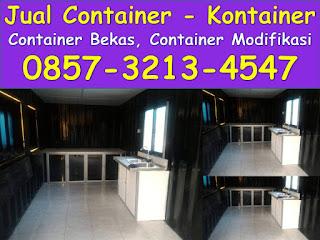 0857.3213.4547 Jual Container Surabaya