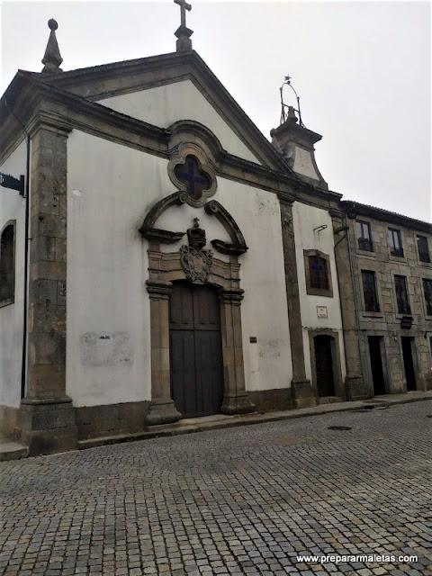 ermitas e iglesias en Trancoso Portugal