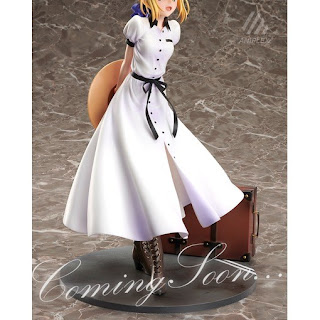 "Abierto el pre-order de la figura Saber London Kikou de ""Fate/Stay Night"" - Aniplex"