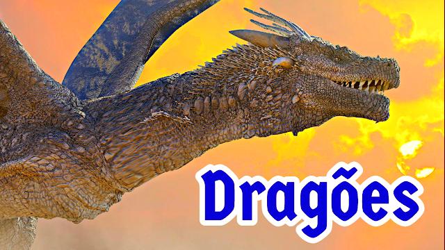 Usando os Dragões de Dungeons & Dragons de forma criativa e mais aprofundada!