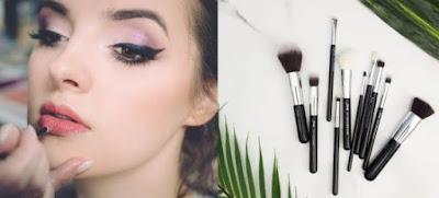 Makeup hake