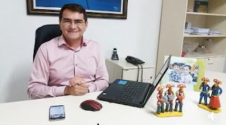 Prefeito de Picuí anuncia construção da UBS de Santa Luzia do Seridó
