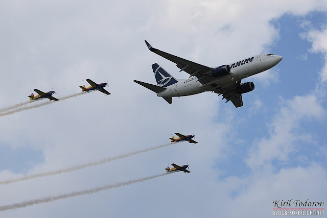 Bucharest International Air Show 2018