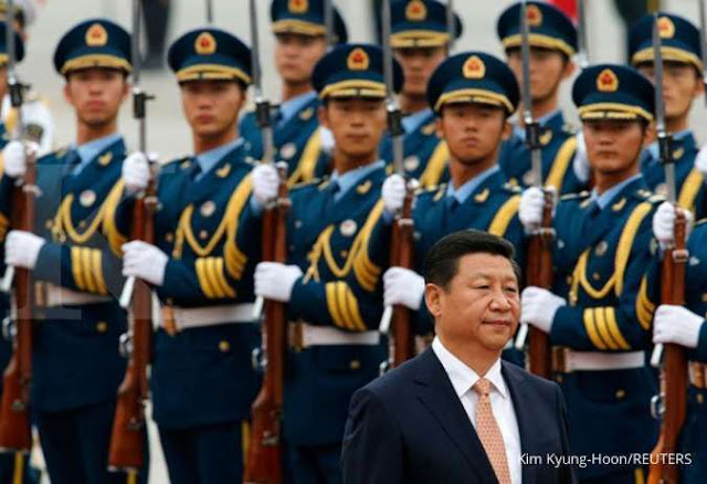 Xi Jinping minta militer China tetap tingkatkan kesiapan tempur selama musim liburan