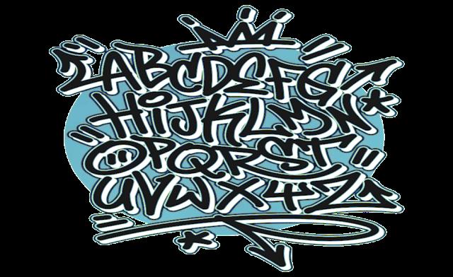 шрифт на блог