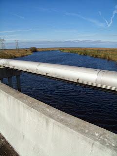 St. Johns River en la SR 520