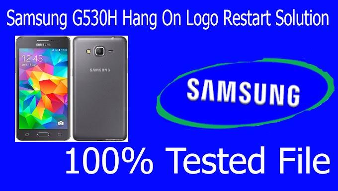 Samsung G530H Hang On Iogo Restart Download Firmware