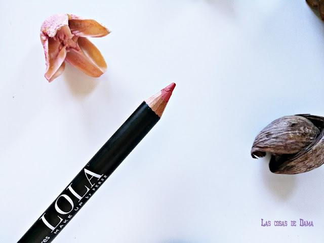 Allegoria Colección Otoño Invierno Lola Make Up maquillaje belleza beauty