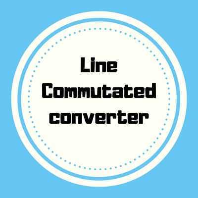 Line-Commutated converter