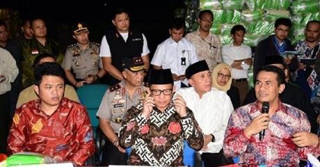 Mantan Menteri Pertanian Asal PKS di Balik Gudang Beras yang Digerebek Polisi, Amran: Mereka Meraup Untung yang Tidak Wajar Hingga Rp 400 Triliun