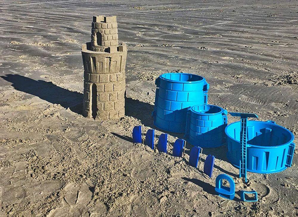 Формы для песочного замка Create a Castle TOTY Awards 2020
