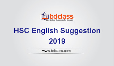 HSC English Suggestion 2019