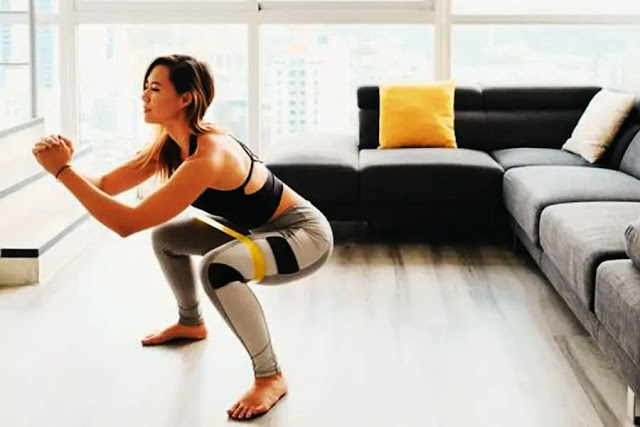 Home exercises for beginners