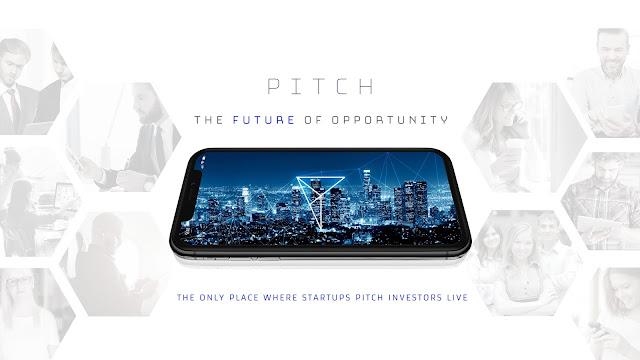 PITCH - Masa Depan Mendapatkan Peluang Untuk Bisnis