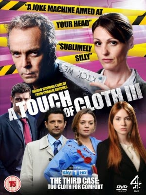A Touch of Cloth Temporada 3