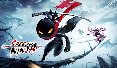 Download Free Game Speedy Ninja (All Versions) Unlimited Jade,Silver 100% Working and Tested for IOS and Android