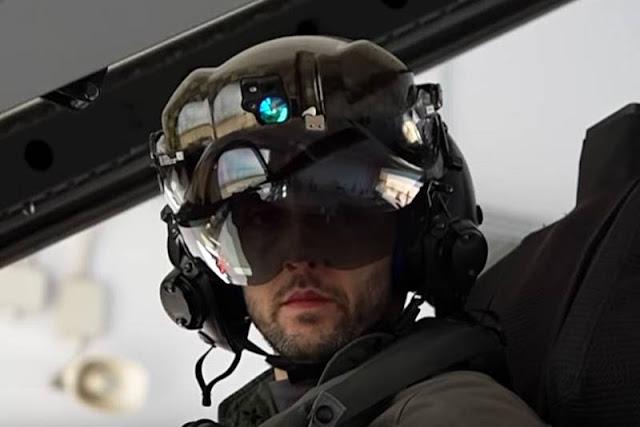 Video interview Italian F-35 pilot