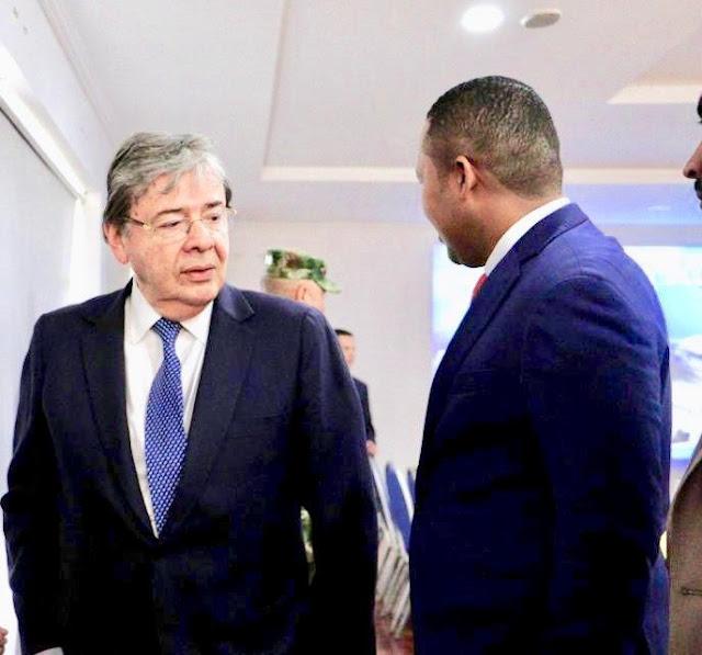 """""""Recuperaremos la seguridad y en orden en los espacios públicos"""": José Bermudez Cotes"""