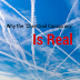 Chemtrail Conspiracy : Jejak Asap Misterius
