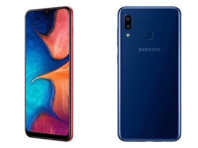 Samsung Galaxy A20 Phone Ka Specification