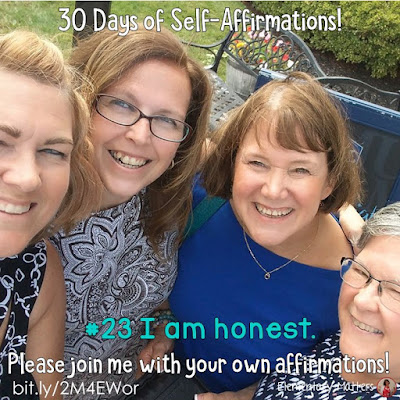 "30 Days of Self-Affirmations: Day 21: I am sensitive! For 30 days, I will be celebrating my own ""new year"" with self-affirmations. If you are interested in joining me, feel free to write your own affirmations here, or respond on my social media here: http://bit.ly/2JuKRWa See blog post here:  http://bit.ly/2M4EWor"