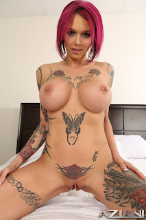 Anna Bell Peaks - Aziani - Photo Set 5 - Aug 03, 2016