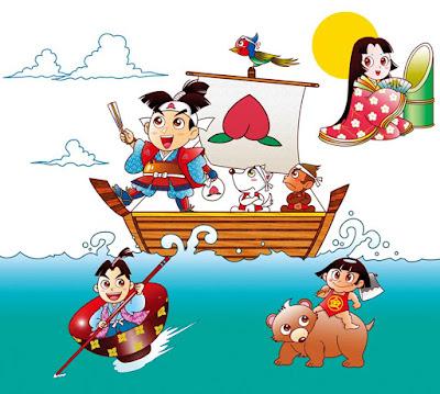 昔話,童話,桃太郎,金太郎,一寸法師,かぐや姫,和、子供、江戸、挿絵、浅草、イラスト、絵、資料,イラストレーター検索、イラストレーター一覧、イラスト制作、和風イラスト