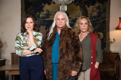 Lendas Brasileiras Protagonizam Drama Familiar Tia Virgínia