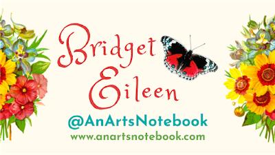 link to An Arts Notebook by Bridget Eileen