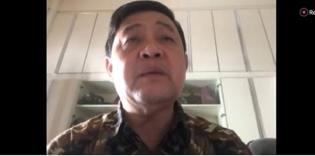 Perppu Corona Jangan Dijadikan Akal-akalan Untuk Rampok Uang Negara