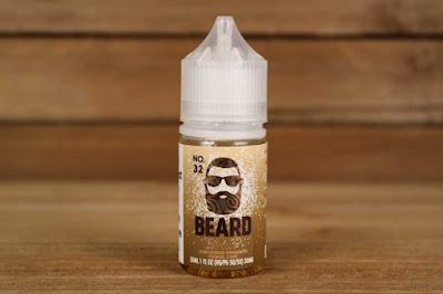 Beard 32 Nicotine Salt Vape Juice