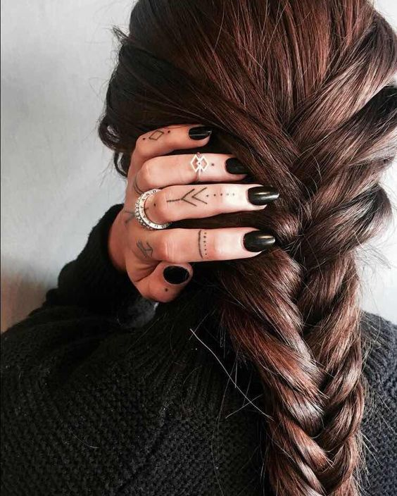 easy braid idea to try right now