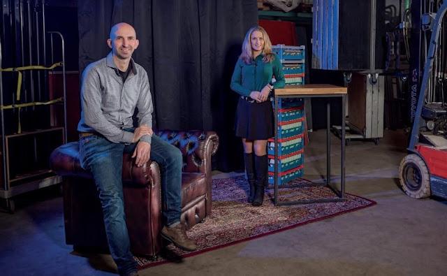 Leven Magazine, David van Schie, verhuur, feestartikelen, materiaal, duurzaamheid, bereikbaar