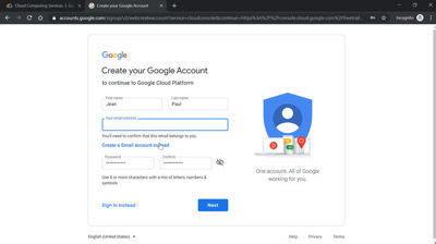 how to create gmail account | gmail अकाउंट कैसे बनाये