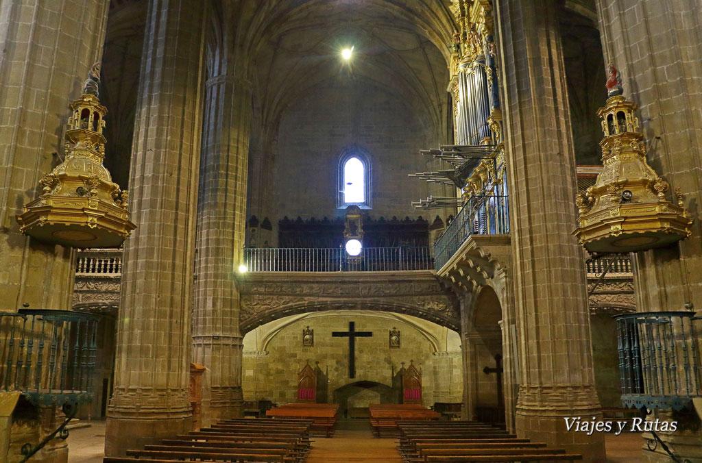 Coro de la Iglesia de Nuestra Señora de la Asunción, Briones