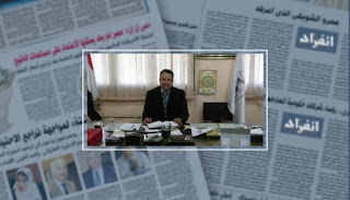 عاجل رئيس مجلس مدينة ابو حماديرفع درجة الاستعداد بسبب سوء الأحوال الجوية