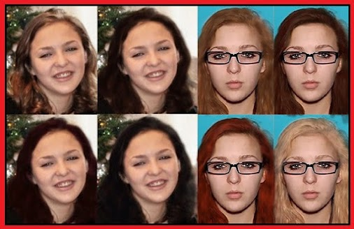 Nationwide AMBER Alert * Update * : Elizabeth Thomas 15 Critical Missing Child, Various Hair Colors ...