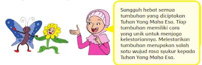 kunci jawaban tematik kelas 6 tema 1