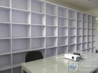 Rak Arsip Kantor Muat Dokumen Banyak + Furniture Semarang