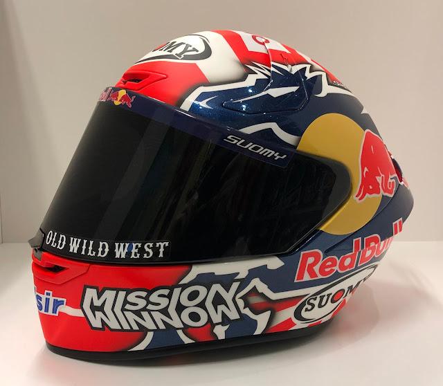 SUOMY SR-GP A.Dovizioso 2019