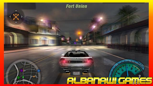 تحميل لعبة need for speed underground  من ميديا فاير
