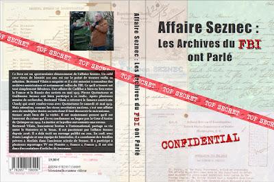 Affaire Seznec : les archives du FBI ont parlé Bertrand Vilain