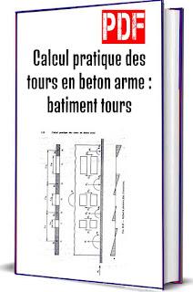Calcul pratique des tours en beton arme : bâtiment tours PDF