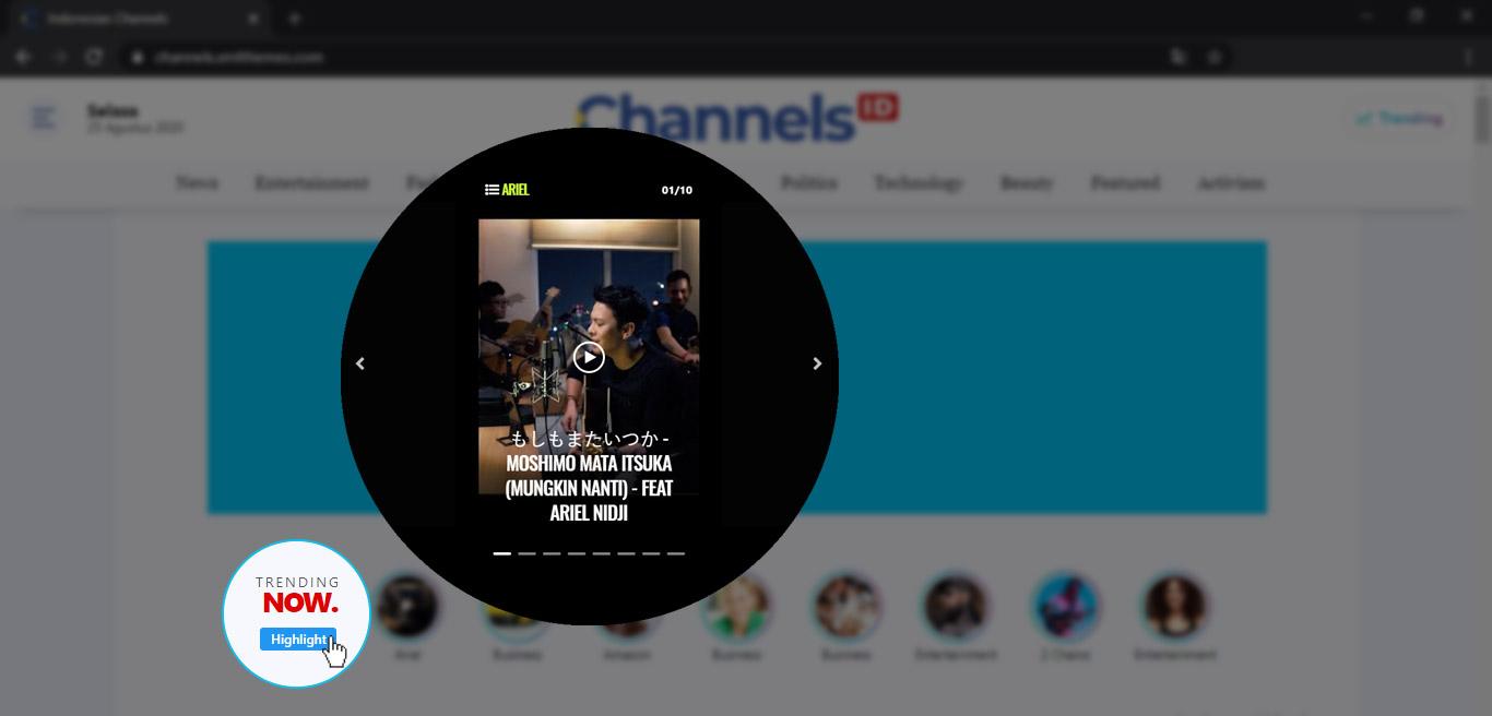 Channels ID