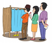 penerapan sila dalam pemilihan umum