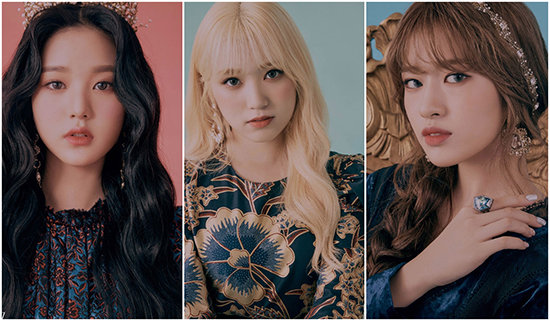 IZ*ONE Jang Wonyoung, Ahn Yujin and Yabuki Nako becomes queen of the queen in the new teaser for the upcoming comeback!