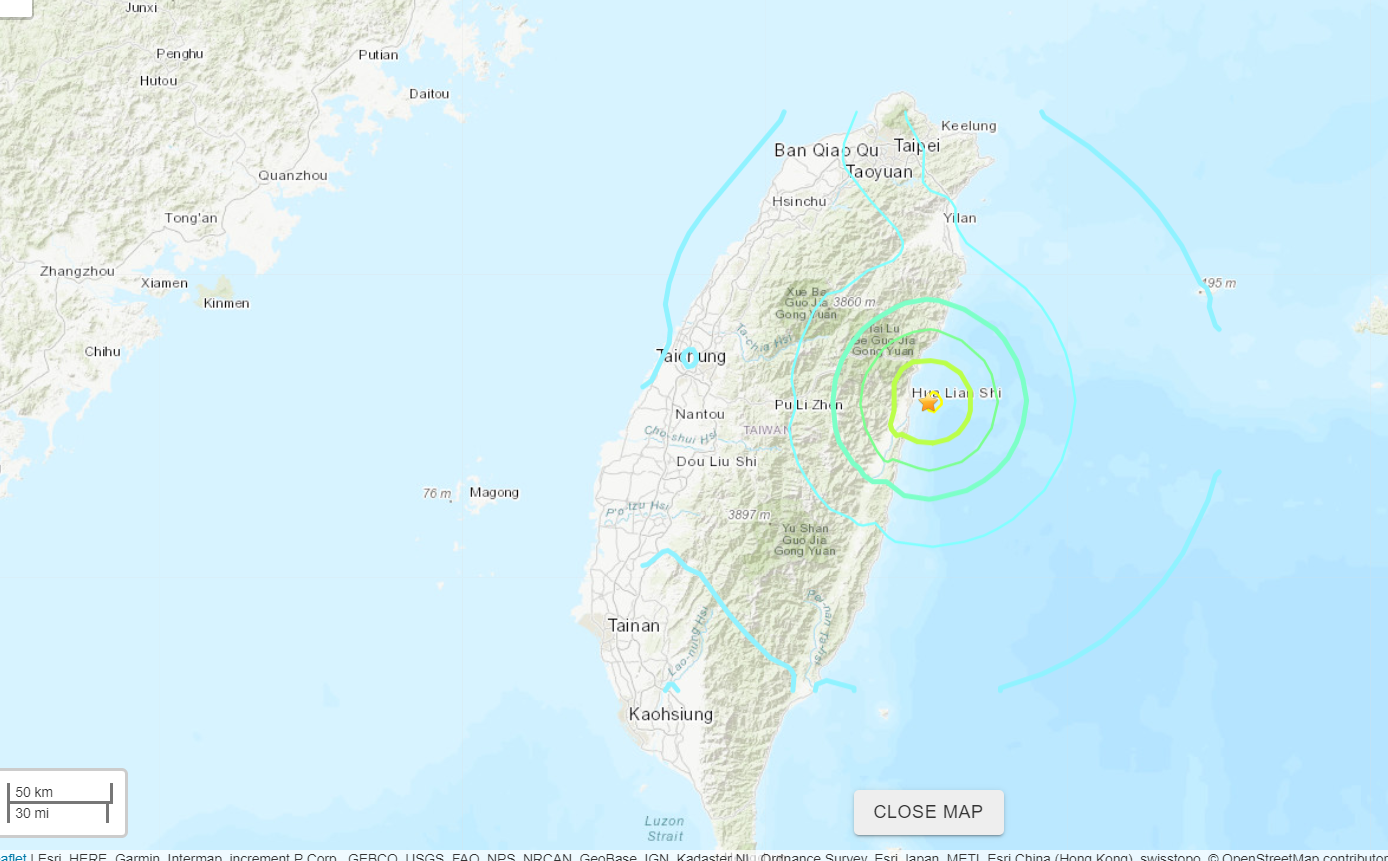 earthquake report, news on recent earthquakes, when was the most recent earthquake, taiwan earthquake 2018, taiwan weather, taiwan news today, report on earthquake, earthquakes in last hour, news on recent earthquakes ,