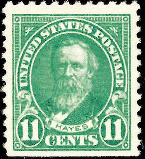 Rutherford B. Hayes 10 cent