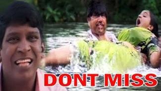 DONT MISS! Vadivelu & Sathyaraj Comedy Scenes
