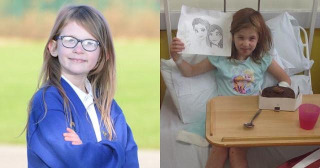 7χρονη δεν νιώθει πόνο, νύστα ή πείνα και οι γιατροί την αποκαλούν το «βιονικό κορίτσι»